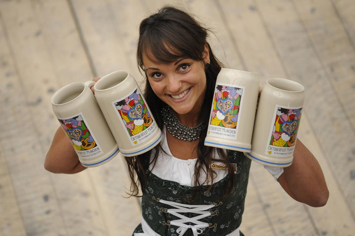 Preparations begin for the Germany October Fest 2014