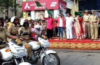 Rani Mukherjee and Maharashtra Home Minister RR Patil launched campaign Women with Marshall