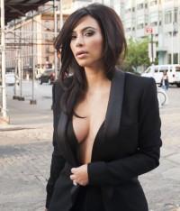 Kim Kardashians 14 hottest looks in 2014
