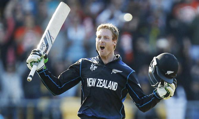 गुप्टिल की वनडे में दूसरी सबसे तेज Fifty, 50 बॉल में मैच कर दिया खत्म