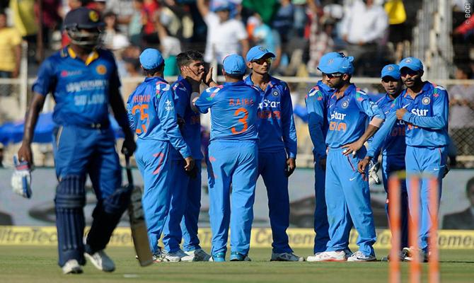 इंडिया-श्रीलंका के बीच टी-20 का घमासान आज से
