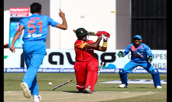 दूसरे T-20 में भारत ने ज़िम्बाब्वे को 10 विकेट से रौंदा