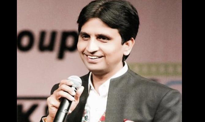 17 करोड़ फेसबुक यूज़र्स को कुमार विश्वास ने बताया 'हिन्दी' क्यूँ है जरूरी...