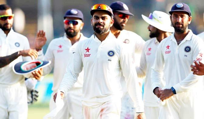 टेस्ट क्रिकेटर्स को मिला No.1 पर आने का इनाम, Double हो गई सैलरी
