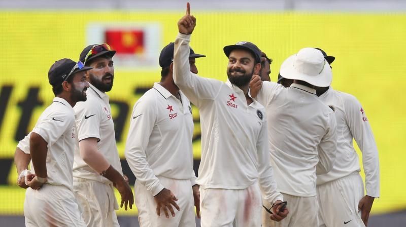 भारत ने NZ को दूसरे टेस्ट में भी चटाई धूल, 178 रन से जीता भारत
