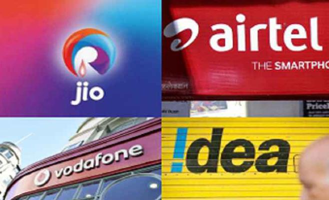JIO को टक्कर के लिए Airtel, Idea, Vodafone के धमाकेदार प्लान