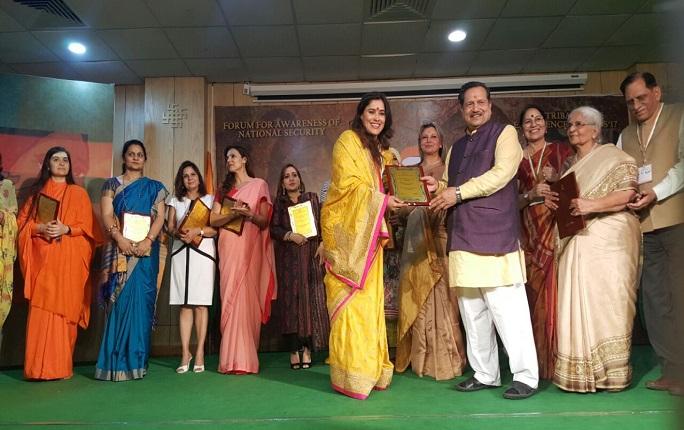 दीपा आंतिल और सुनीता दुग्गल सहित 20 महिलाएं सम्मानित