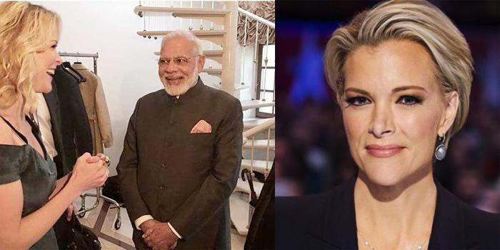 NBC की रिपोर्टर ने मोदी से पूछा- क्या आप Twitter पर हैं, हंस दिए मोदी, रिपोर्टर का उड़ रहा मजाक