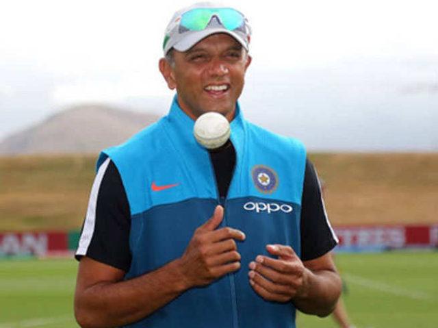 """आईसीसी ने राहुल द्रविड़ को """"हॉल ऑफ फेम"""" में किया शामिल"""