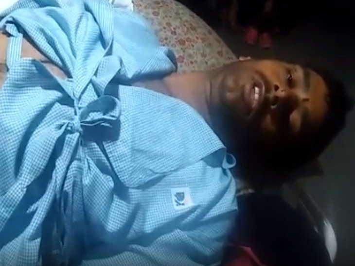 युवक के जुर्माना नहीं देने पर टीटीई ने चलती ट्रेन से युवक को नीचे फेंका
