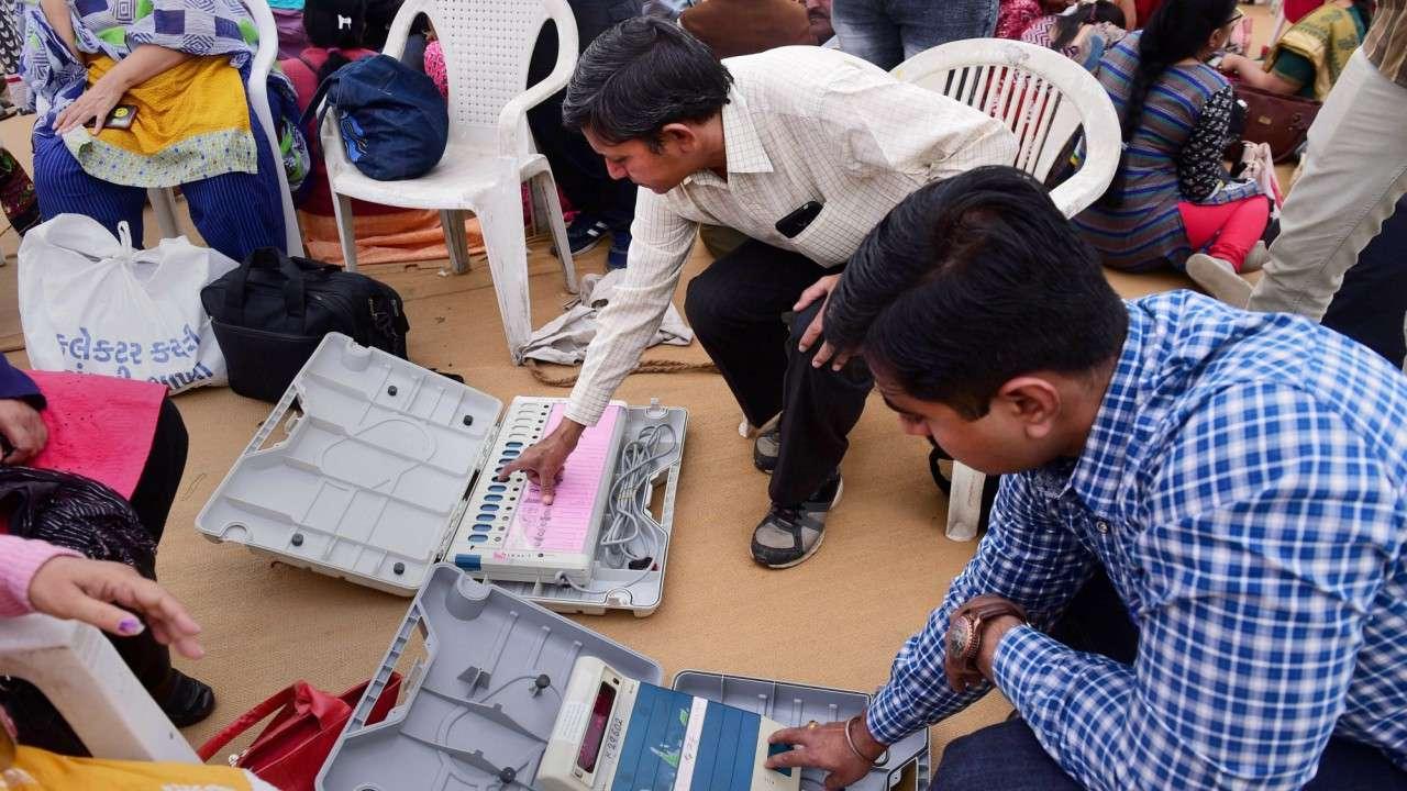 छत्तीसगढ़ चुनाव 2018ः अब ईवीएम को चलाने के लिए बिजली की व्यवस्था