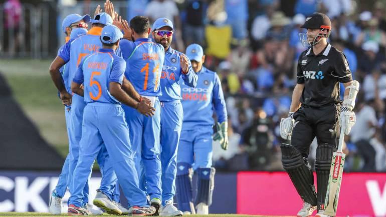 दूसरे वनडे में भारत की न्यूज़ीलैंड पर सबसे बड़ी जीत