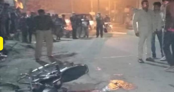 बहादुरगढ़ में ताबड़तोड़ गोलियों की बरसात, युवक की हत्या