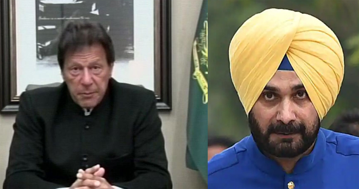 सिद्धू आओ; PAK PM की इस धमकी को 'कवरअप' करो!