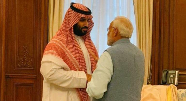 आतंकवाद के मुद्दे पर हम भारत के साथ हर तरह से खड़े हैं: प्रिंस ऑफ़ सऊदी