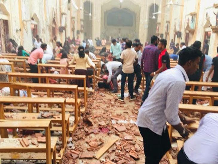 बड़ी खबर ये है- श्रीलंका ब्लास्ट में 4 JDS नेताओं समेत 6 भारतीयों की मौत
