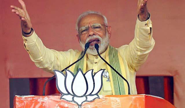 भाजपा को 300 पार पहुंचाने में बंगाल का होगा अच्छा योगदान: मोदी