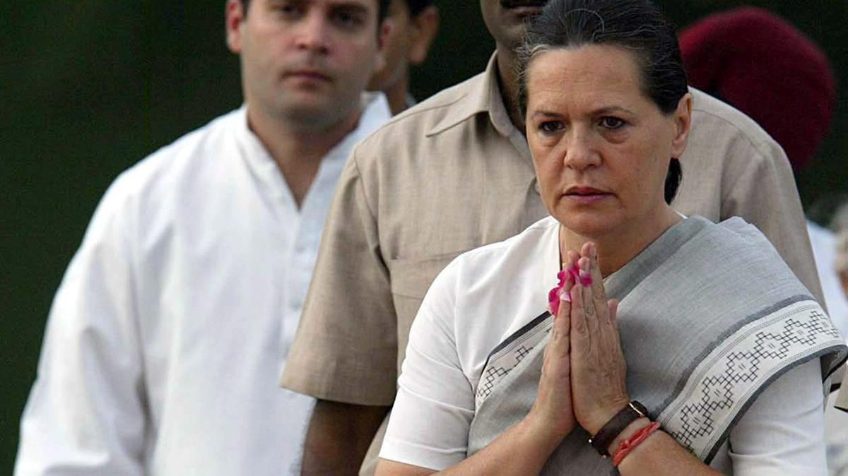 सोनिया गांधी ने 23 मई को गैर-NDA दलों की बैठक बुलाई