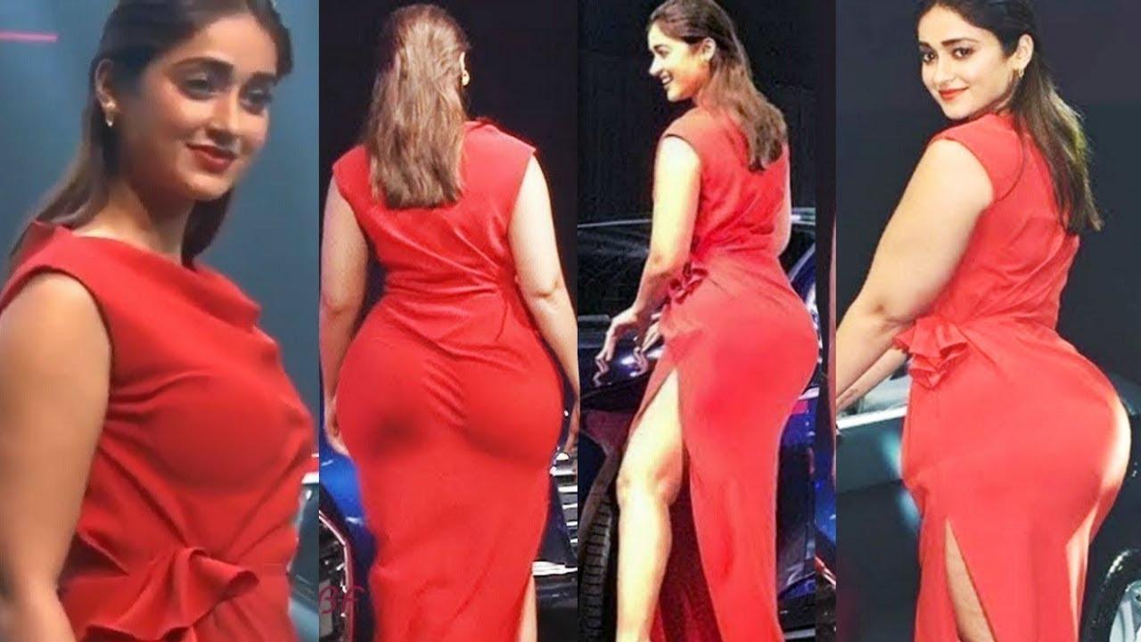 इलियाना डीक्रूज़ टाइट ड्रेस में हुई कैमरा में कैद..
