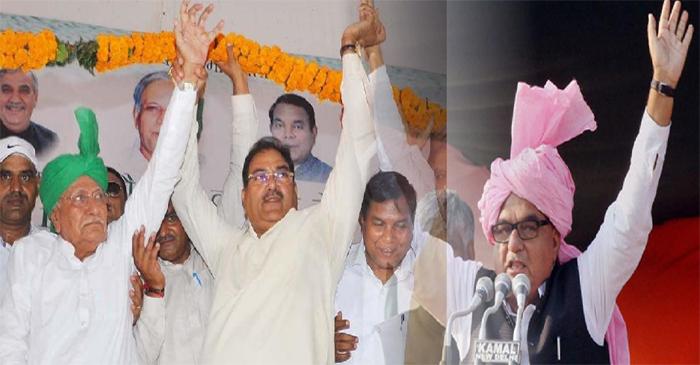 Ex CM हुड्डा ने भी महागठबंधन को लेकर दिया बड़ा संकेत