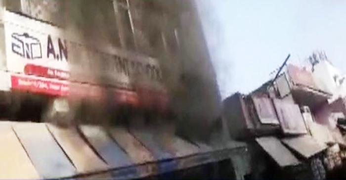 फरीदाबाद के निजी स्कूल में आग लगने के बाद 3 की मौत