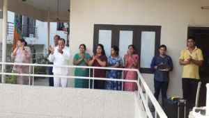 प्रधानमंत्री की उम्मीदों पर खरी उतरी गुरुग्राम की जनता: सुधीर सिंगला