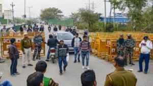 दिल्ली: शाहीन बाग खाली कराया गया