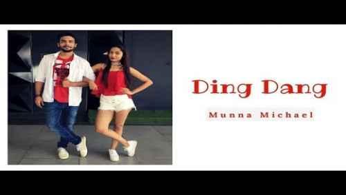 Girl Dancing on Ding Dang | Munna Michael